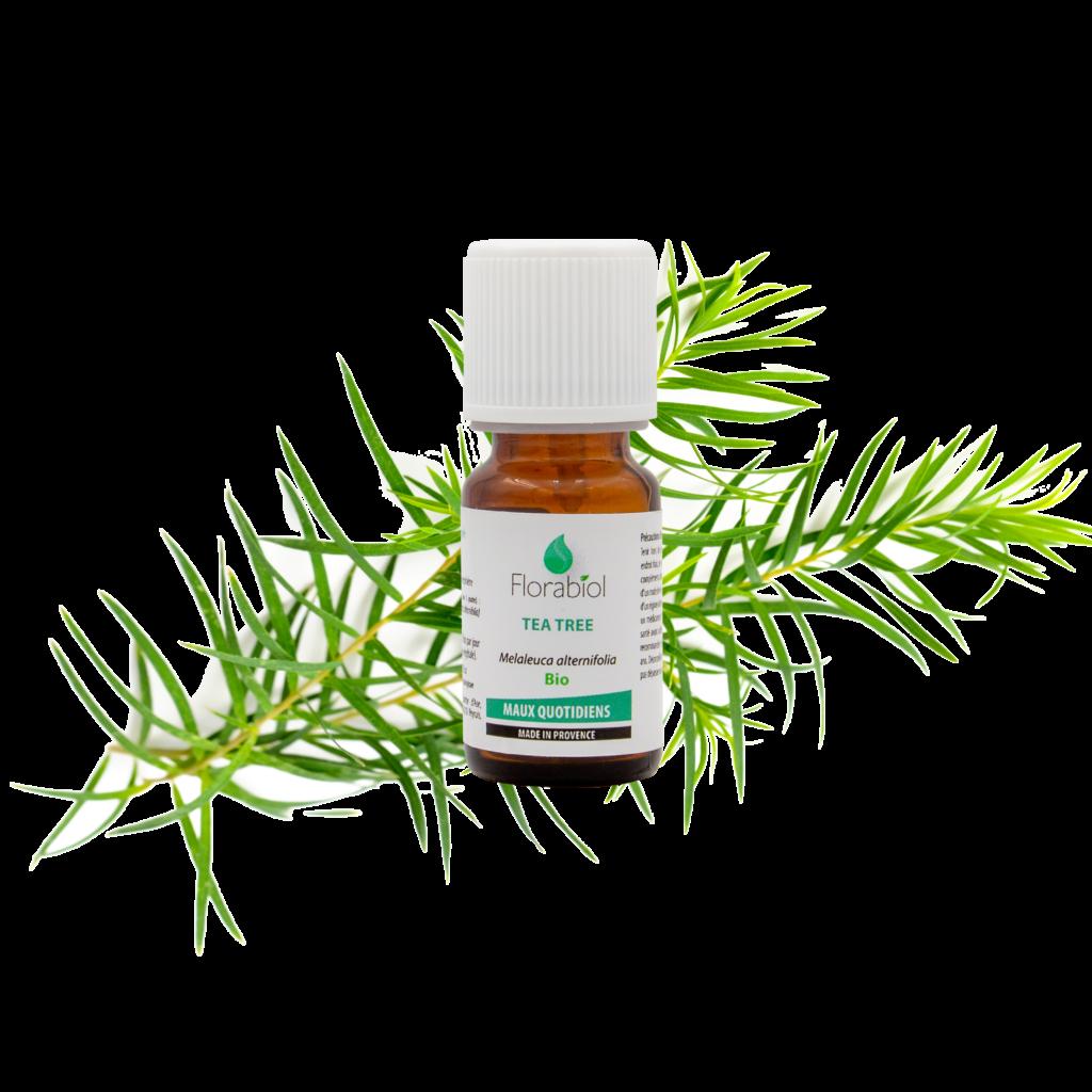 huile essentielle Tea tree Florabiol